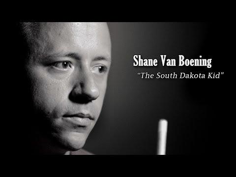 """The South Dakota Kid"" The Shane Van Boening Story"