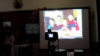Відкритий урок СШ.села Орлянське 6 грудня 2012рік№1