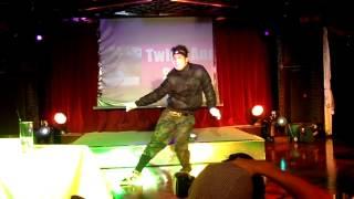 John Wardz @ Star Cruise Hongkong Got Talent 2012