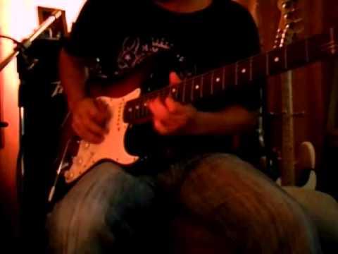 Ady Qays Guitar Jam - Nash - Pada Syurga Di Wajahmu (Solo)