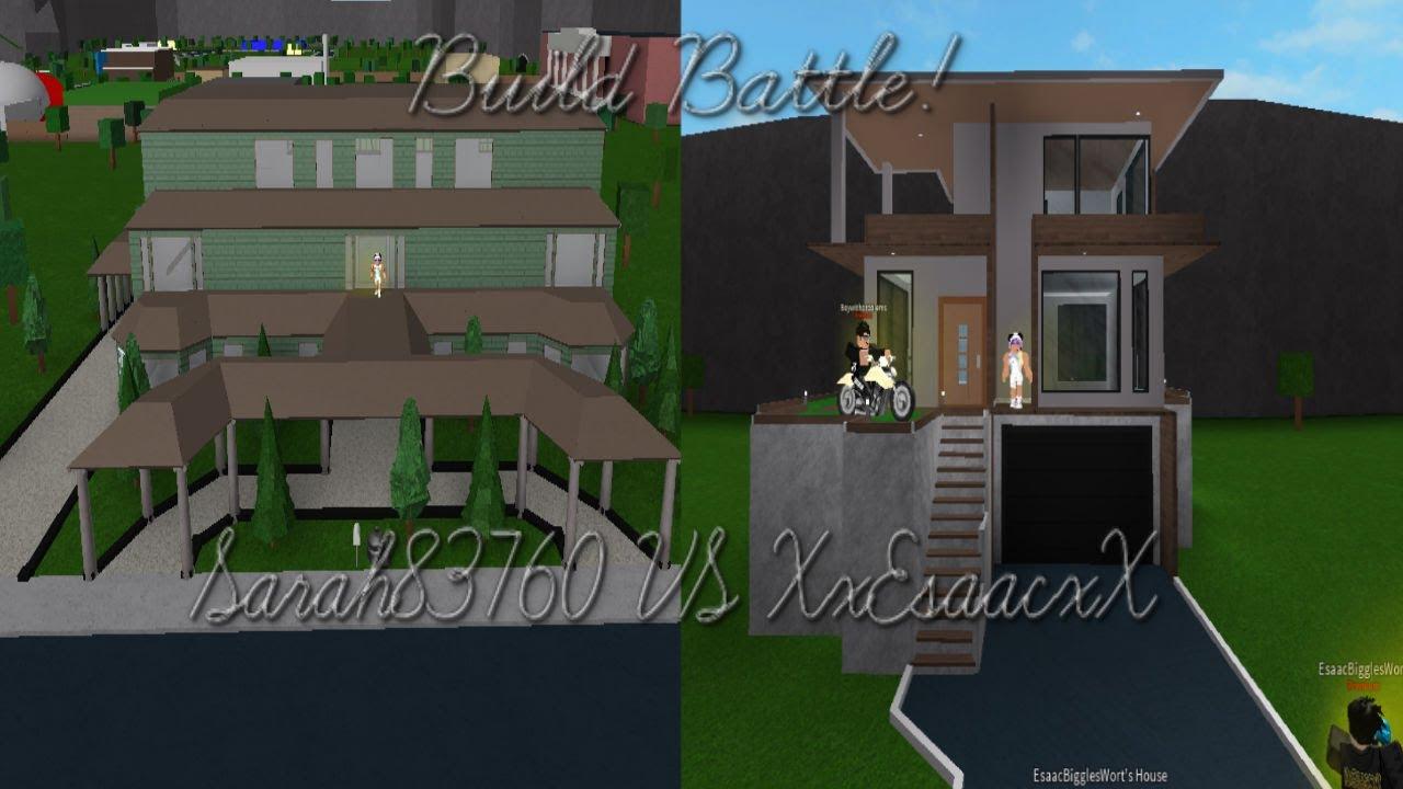 Bloxburg Modern House 40k Zion Star