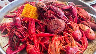 How To Throw A CRAWFISH BOIL - Step By Step Tutorial and Recipes for a Large 60 lb. Crawfish Boil