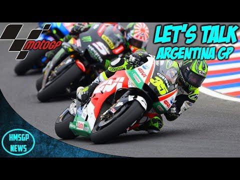 MotoGP 2018: Argentina Grand Prix -  Let's Talk