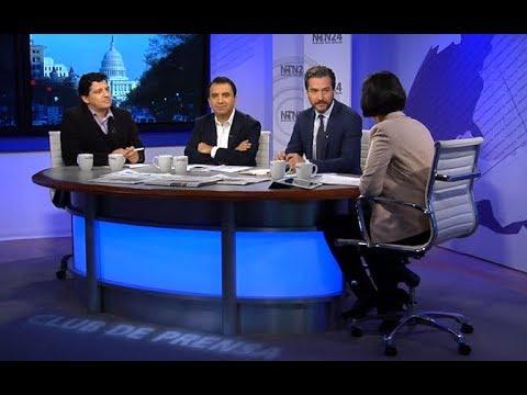 Programa completo Club de Prensa miércoles -- 08/11/2017