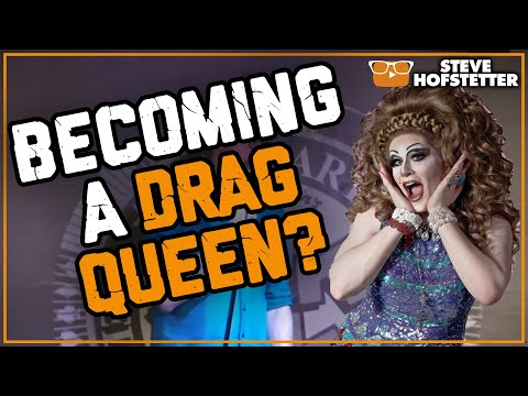Drag Queens and Dragons - Steve Hofstetter