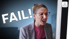Bewerbungstipps - einfach Fehler vermeiden I Job Anschreiben