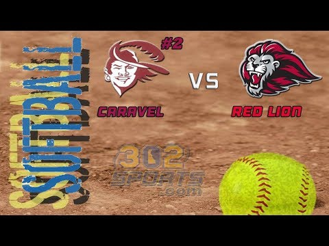 Red Lion visits Caravel Softball LIVE from Caravel Academy