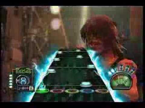 Guitar Hero III- Jukebox Hero- Foreigner (Expert)