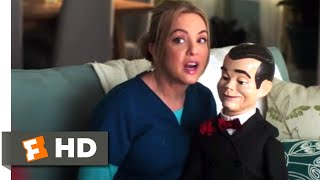 Goosebumps 2: Haunted Halloween (2018) - Mommy's Dummy Scene (4/10) | Movieclips