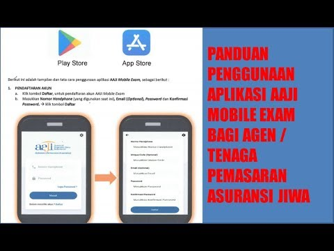 Aplikasi AAJI Gunakan Mobile Exam Melalui Android dan iOS ...