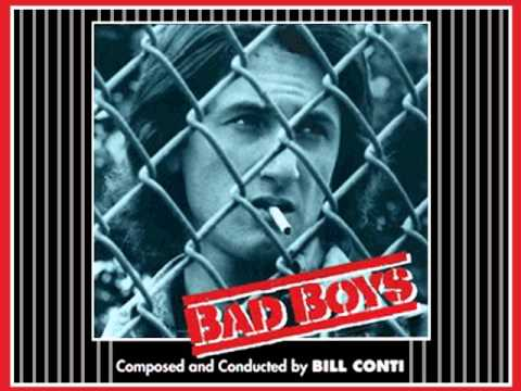 BILL CONTI - end credits - (1983) Bad Boys