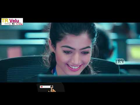 Inkem Inkem Tamil Full Video Song (Edited Velu) -- Geetha Govindam Songs