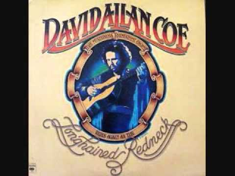 David Allan Coe - Longhaired Redneck