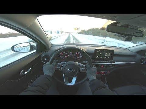 2019 KIA CERATO 2.0L POV TEST DRIVE