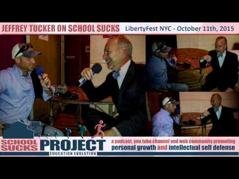 Jeffrey Tucker: Youth Empowerment Through Cryptocurrency