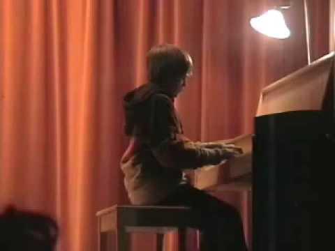 Louie Piano Solo