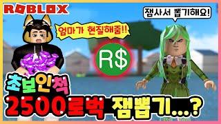 【로블록스 킹피스】(23화) 어린이날 엄마가 현질해준 왕초보가 젬을 사면 벌어지는일....!  -[킹레거시][ROBLOX][King Piece][King Legacy]