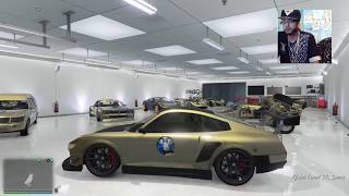 TNT_SHOTTA's - TNT MAFIA -LIVE PS4 - GTA V - HUSTLIN $$$$$
