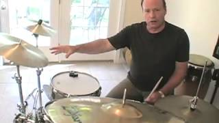 Drumset 101- Choosing a Crash Cymbal