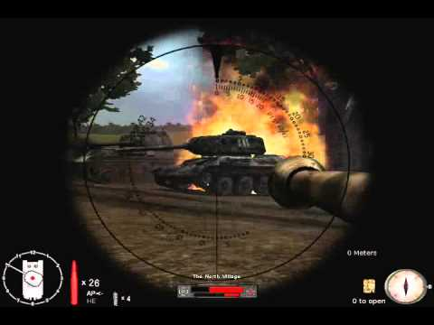 Red Orchestra Ostfront 41-45 --Panther Derping-- (Commentary/Gameplay) |