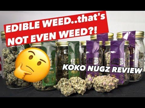 Koko Nuggz: Edible weed that's not even weed