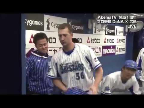 須田とウィーランドが吠え合う!!