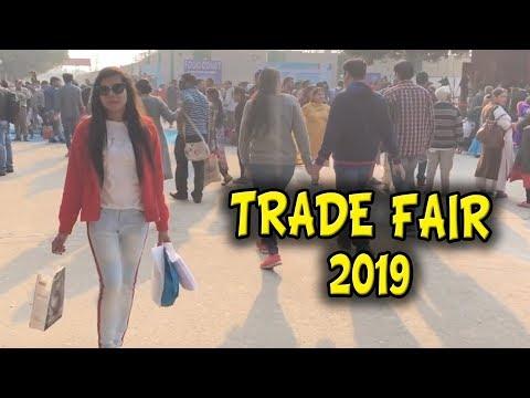 दुनिया का सबसे बड़ा मेला TRADE FAIR | Sanjhalika Vlog |