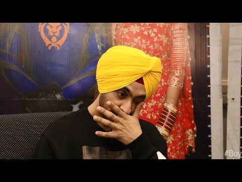 Diljit Dosanjh getting emotional in an interview | Emotional moment at 21:55 | Respect