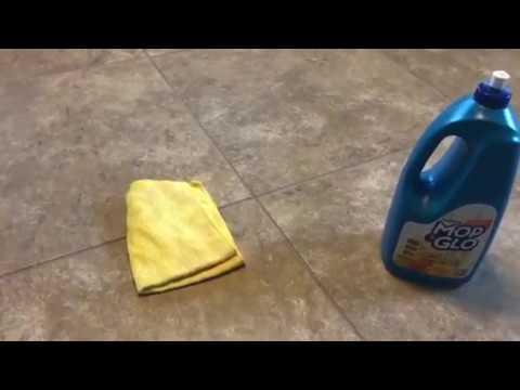 Need to Get Shine Floor Tiles? Here is How to Get Dull Floor Tiles Shine