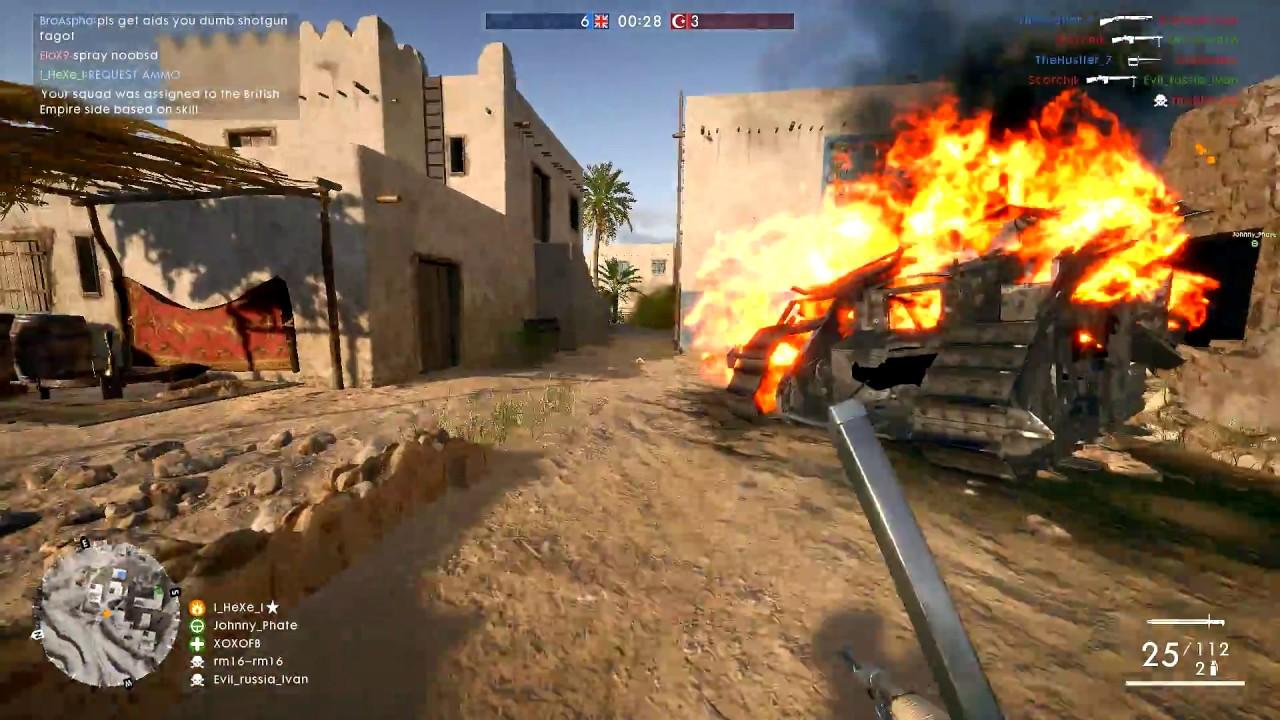 how to make a platoon bf1