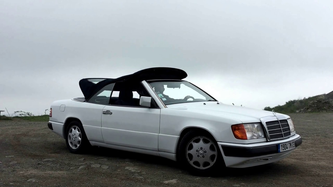 Mercedes 300ce 24s Cabriolet Convertible A124 W124 The Clic Way Of Life