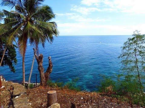 Cliff Jumping at Jagna Bohol Philippines