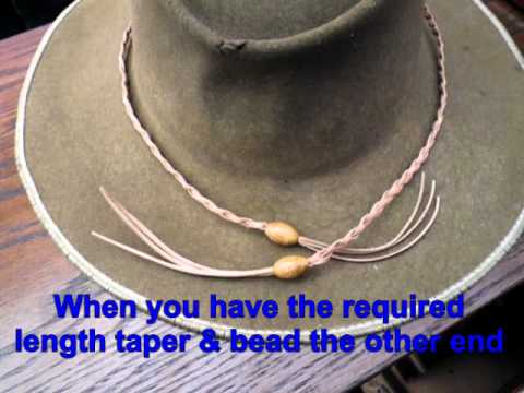 505656a8e01 Quick and Easy Hat Band - YouTube