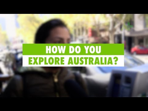 Learn English: How do you explore Australia?