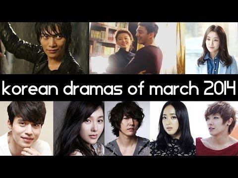 Top 5 New 2014 Korean Dramas [ March ] - Top 5 ...