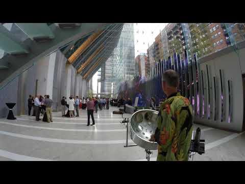 Shake Senora - Kent Arnsbarger Steel Drums Chicago