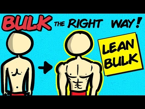 What is Lean Bulking? | Build Muscle Without Getting Fat