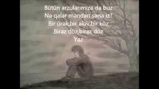 Qaraqan - Mən və Sən (Lyrics)