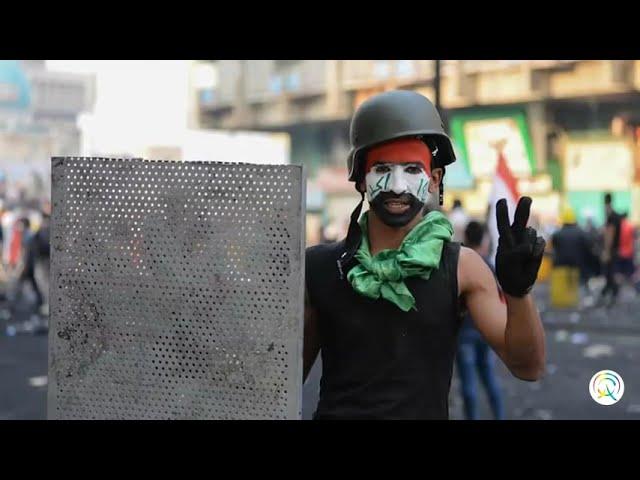 En musikalsk rapport fra den politiske virkeligheten i Irak - Karlsøyfestivalen Digital