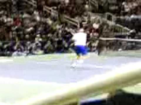 Marty Fish Vs. Radek Stepanek