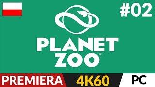 Planet Zoo PL  #2 (odc.2 Kampania)  Pełna wersja | Gameplay po polsku 4K