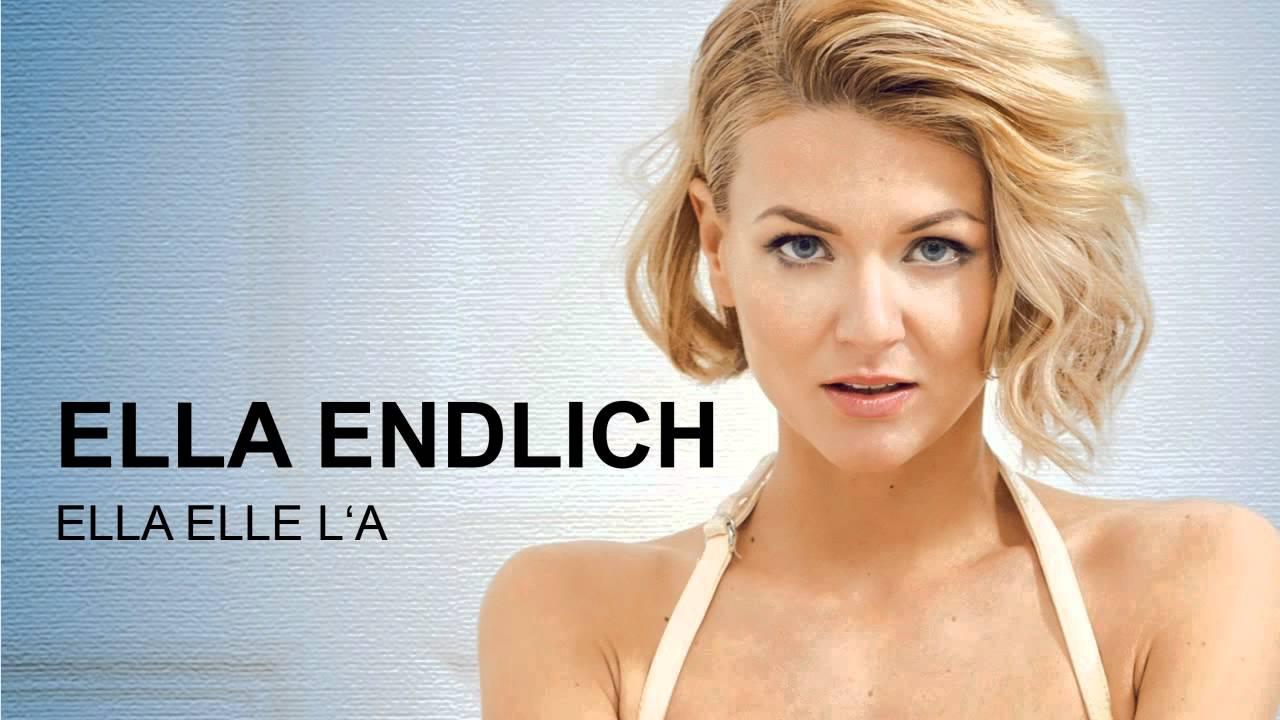 Ella Endlich Ella Elle La Youtube