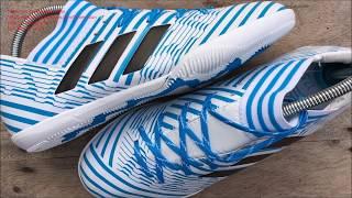 4571002ac6c9 Adidas Nemeziz 17.3 IN Review (By : รองเท้าฟุตบอล กันเอง) ...