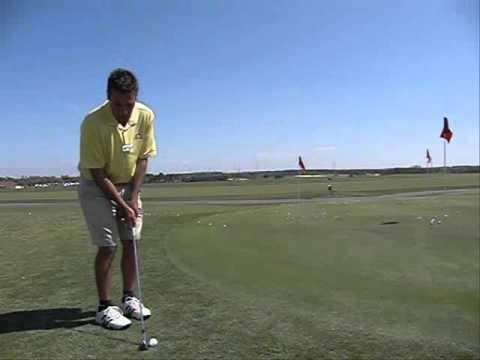 Golf Tip - The Chip Putt