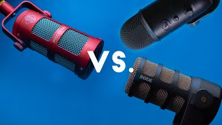 Sontronics Podcast Pro Vs Rode Podmic Vs Blue Yeti - Best Streaming/Podcast Microphone Under $150