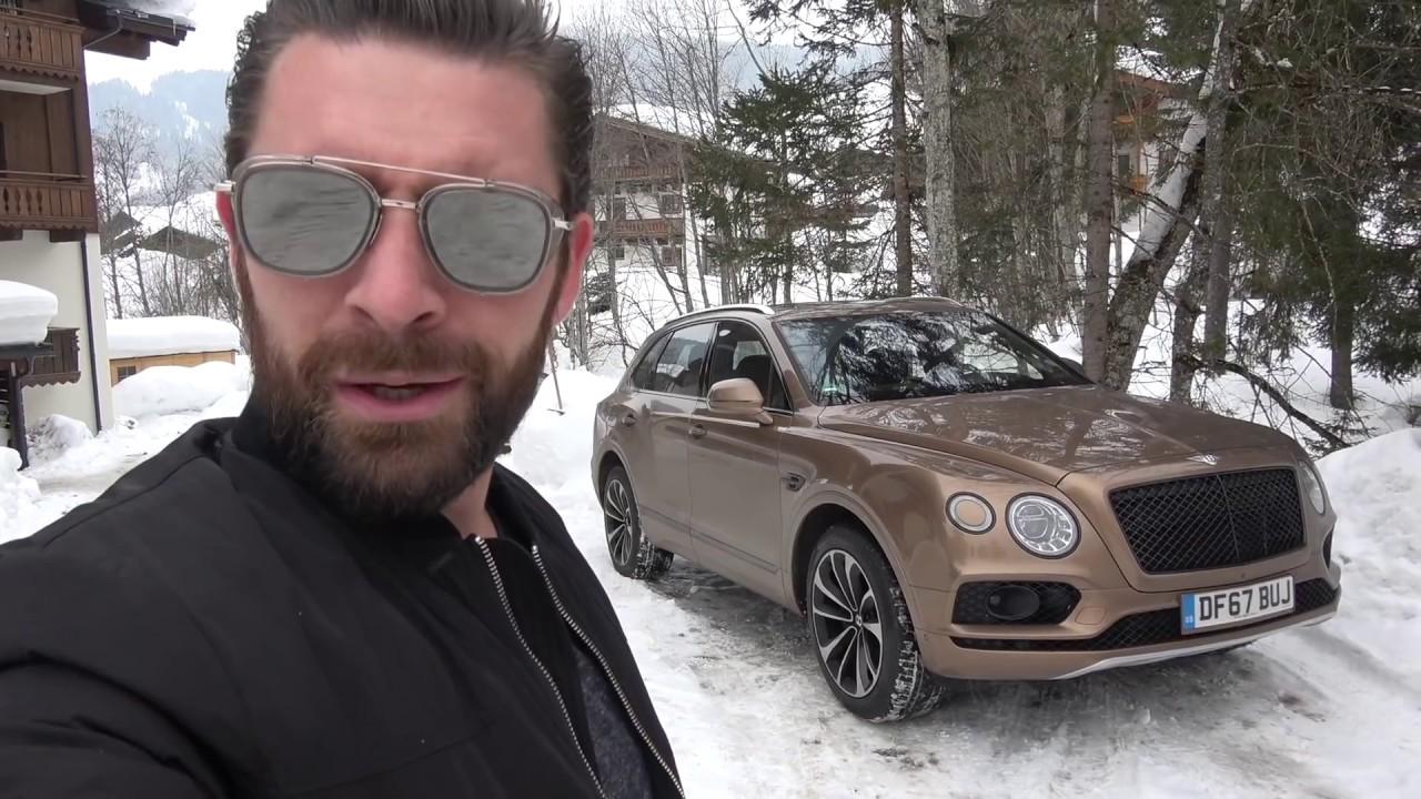 bentley  bentayga luxury suv youtube