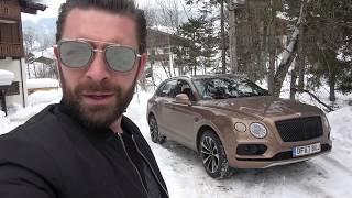 My Next Bentley? W12 Bentayga Luxury SUV