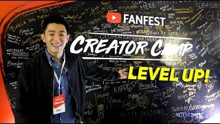 MET MY FAVORITE YOUCHUBERS IN ONE EVENT - YOUTUBE FANFEST 2018