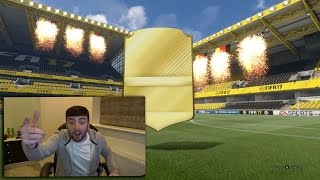 FIFA 17 | TWO PLAYER PACKS OP!!!  WALKOUT PLAYER AND INFORM!!!