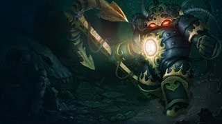 League of Legends - Jungle Nautilus (in-depth)